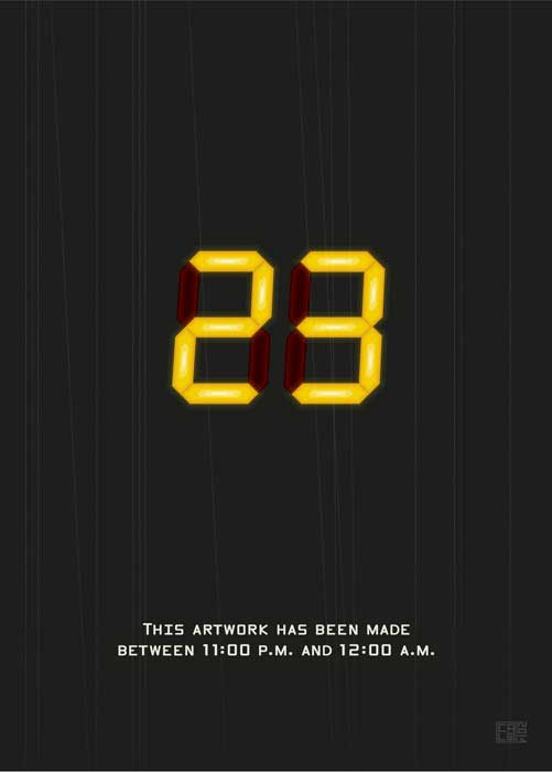 23 - Twenty Three | 24 | Poster | Vertical