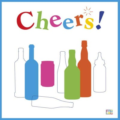 Cheers ! | Poster | Square