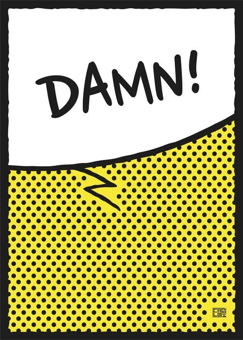 Damn ! | Poster | Vertical