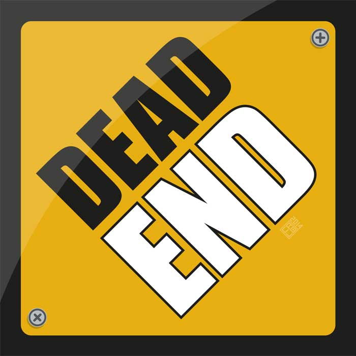 Dead End | Poster | Square