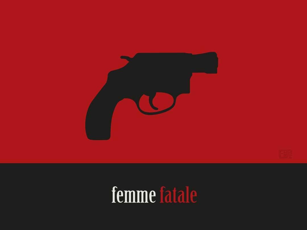 Femme Fatale | Poster | Inside Gallery