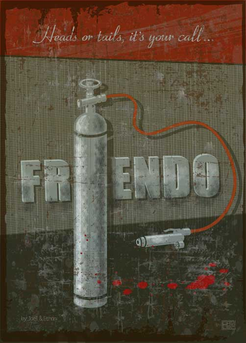 Friendo | No Country for Old Men | Poster | Vertical
