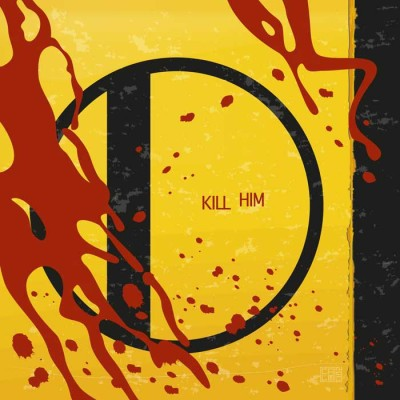 Kill Him | Kill Bill | Poster | Square
