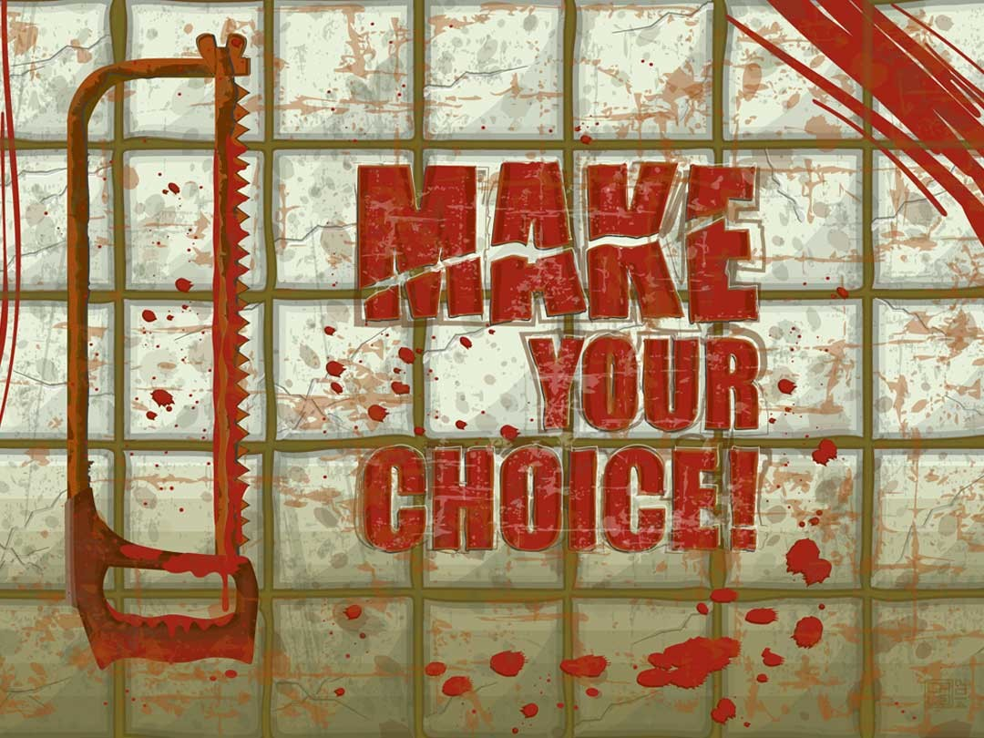 Make Your Choice ! | Poster | Inside Gallery