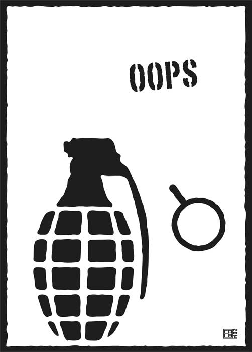 Oops | Poster | Vertical