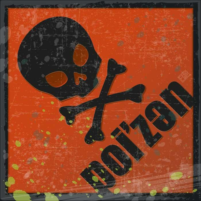 Poi'zen Poison | Poster | Square