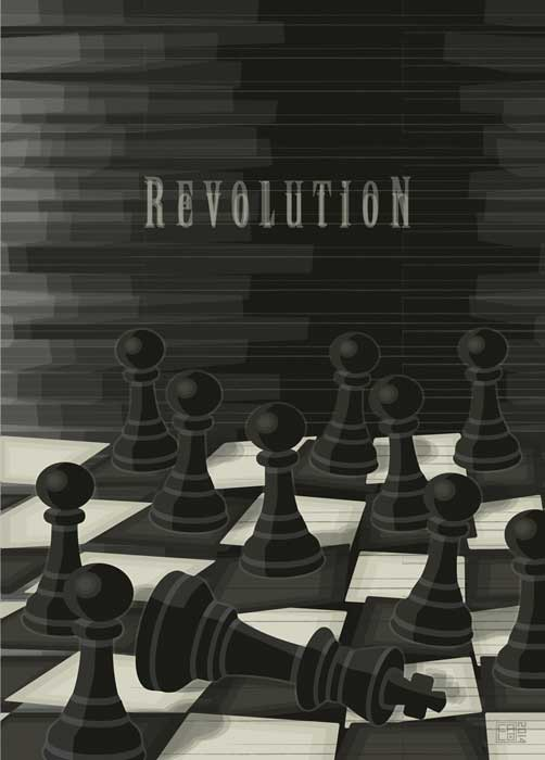 Revolution | Poster | Vertical