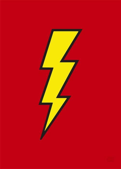The Flash | Poster | Vertical