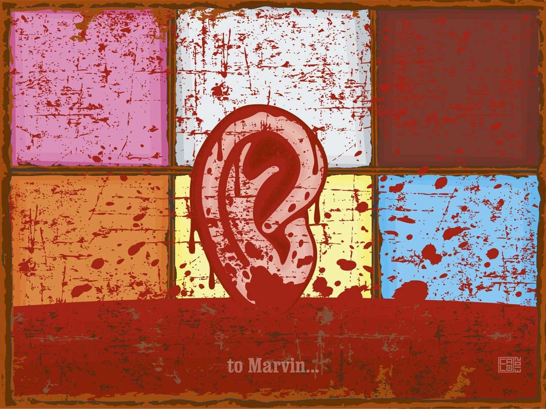 To Marvin … | Poster | Inside Gallery