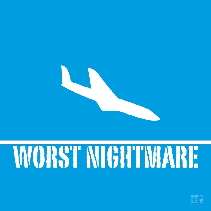 Worst Nightmare   Poster   Square