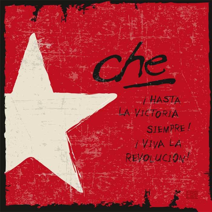 Che | Che Guevara | Poster | Square