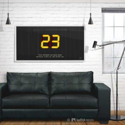 23 - Twenty Three Artist's Cut   24   Poster   Showroom