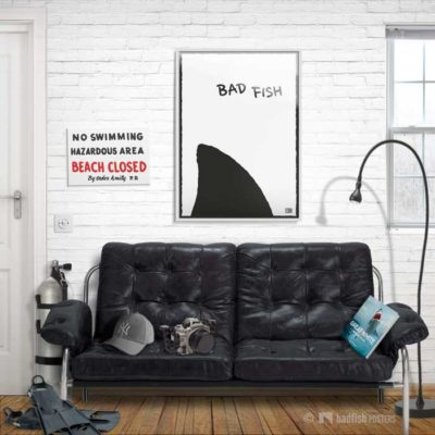 Bad Fish | Poster | Showroom