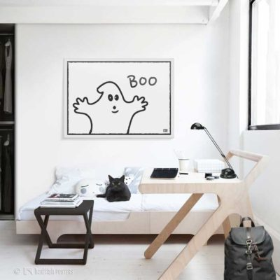 Boo | Poster | Showroom