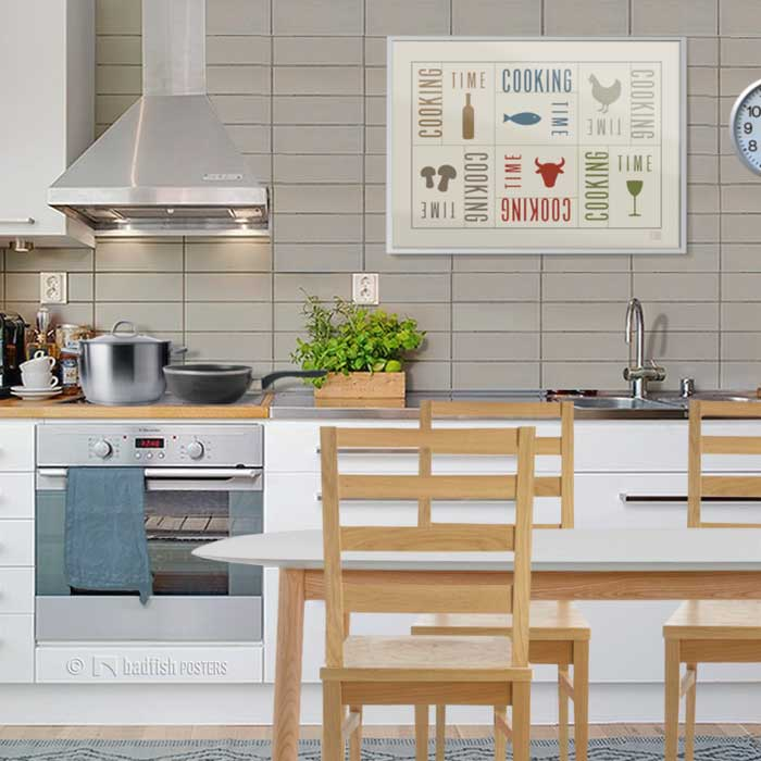 Cooking Time | Poster | Showroom