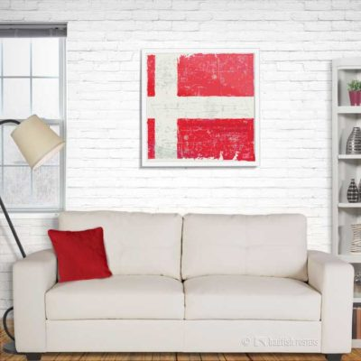 Flag Of Denmark | Poster | Showroom