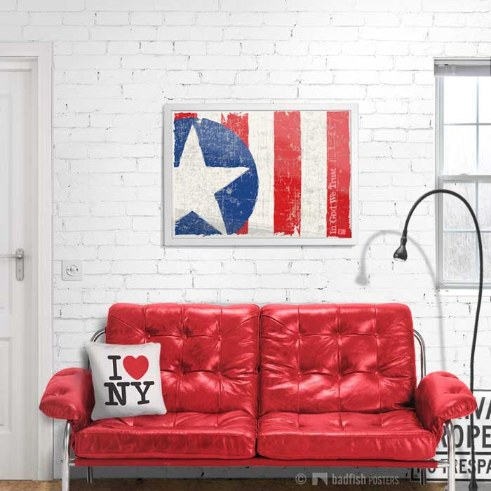 Flag Of The United States | Poster | Showroom
