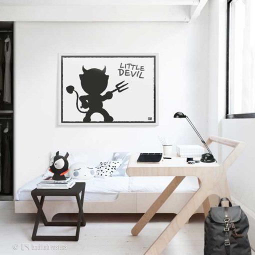 Little Devil | Poster | Showroom
