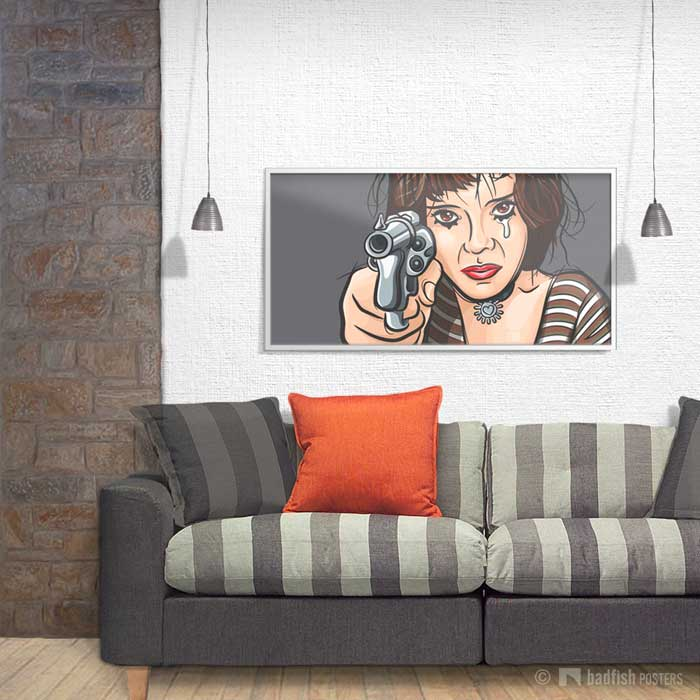 Little Mathilda | Leon: The Professional | Poster | Showroom