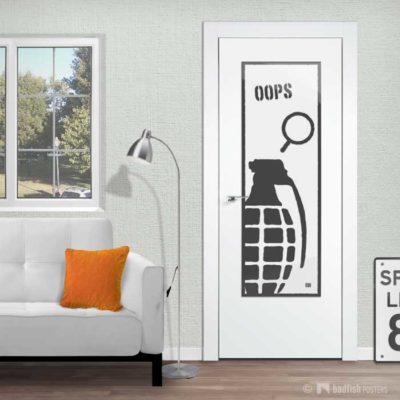 Oops | Poster | Showroom