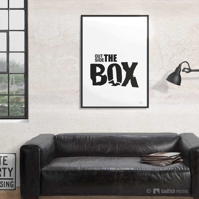 Outside The Box | Poster | Showroom