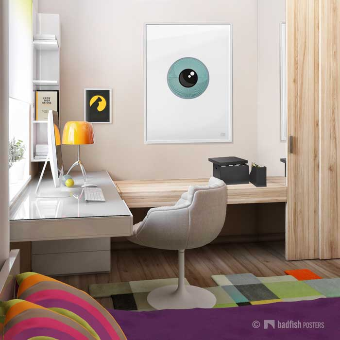 The Eye | Poster | Showroom