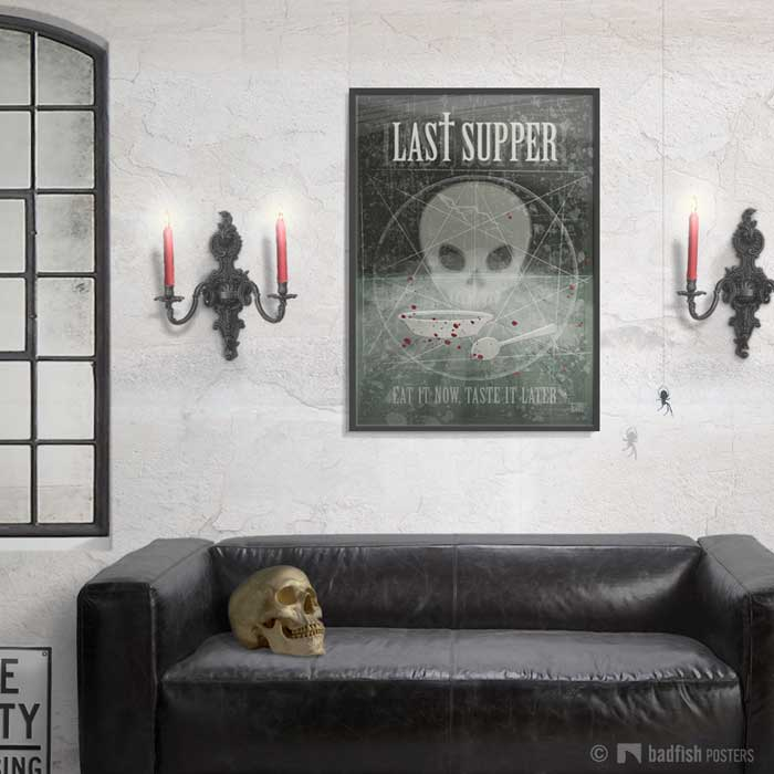 The Last Supper | Poster | Showroom