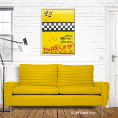 You Talking To Me ? | Taxi Driver | Poster | Showroom