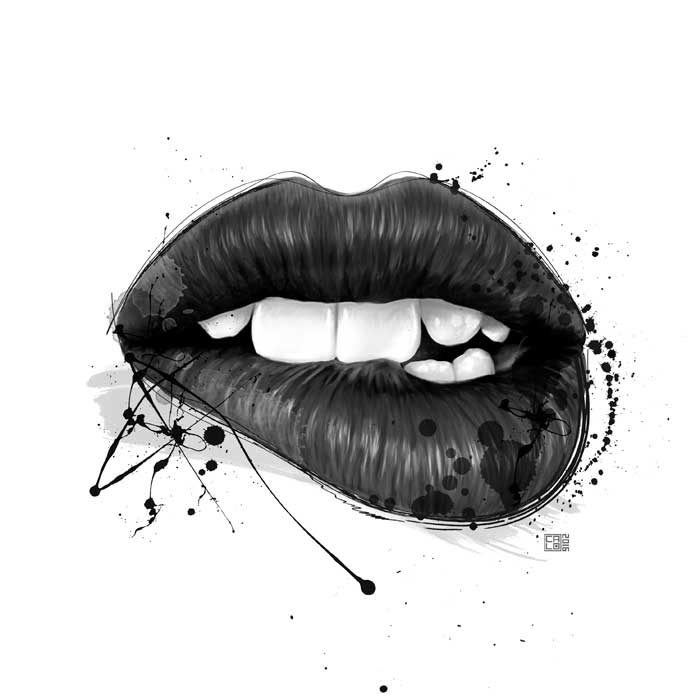 Black Lips | Poster | Square
