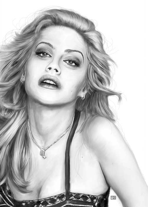 Brittany Murphy | Poster | Vertical