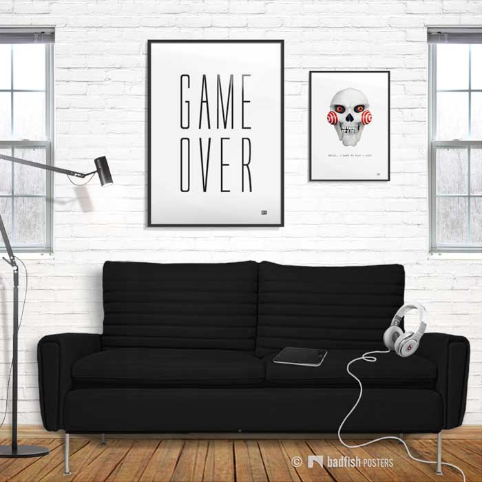 Game Over | Poster | Showroom