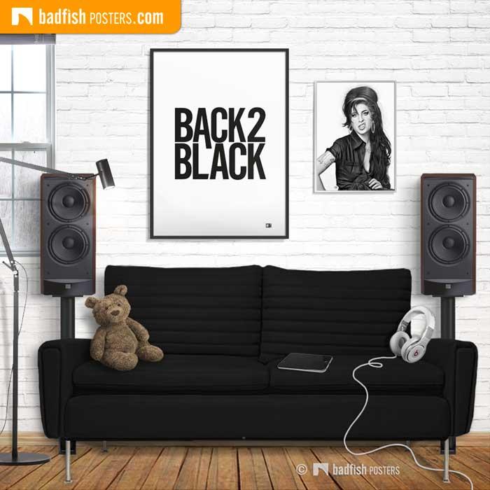 Amy Winehouse Is Back 2 Black