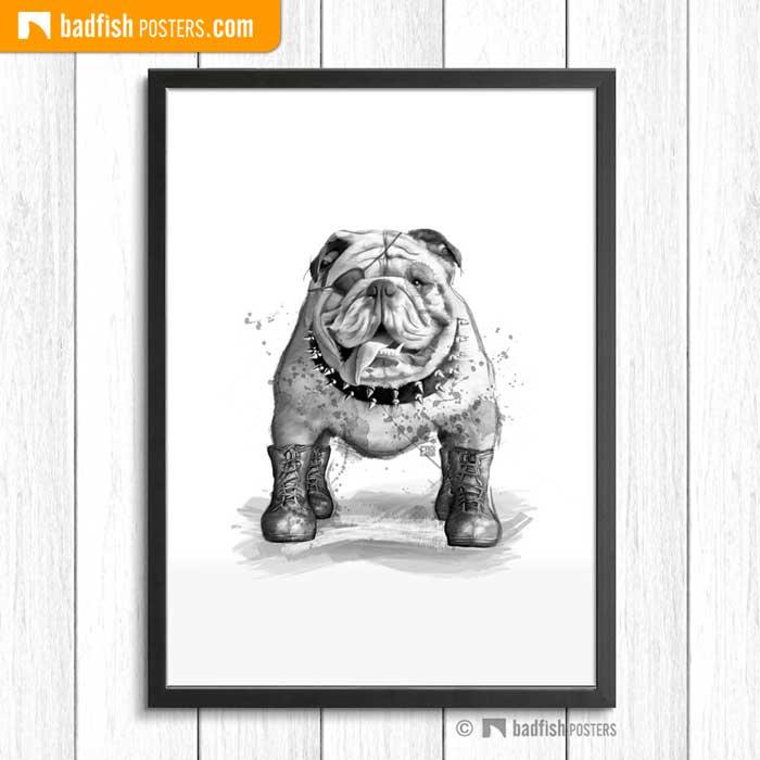 English Bulldog | Poster Blog