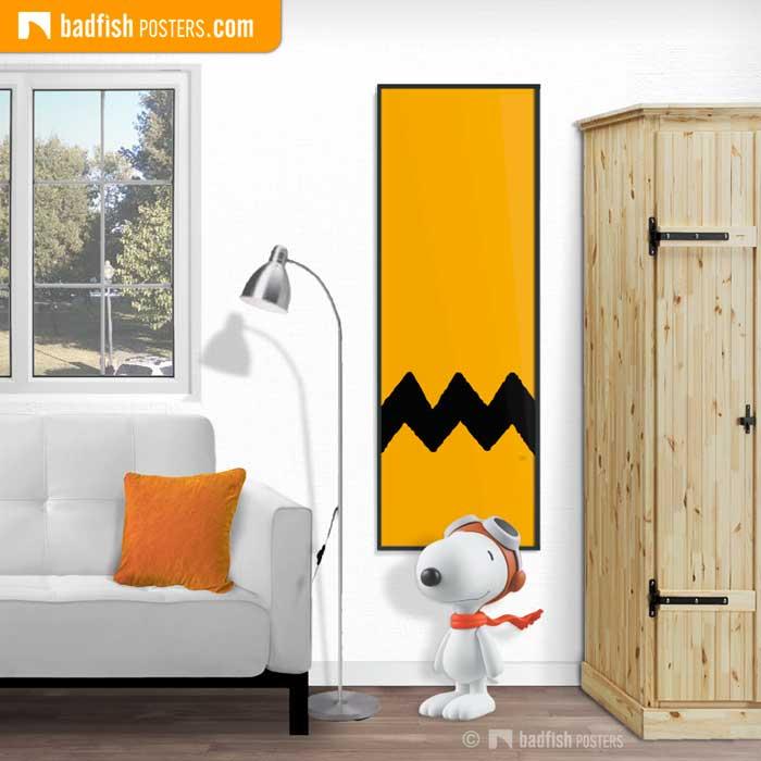 Charlie Brown | Poster Blog