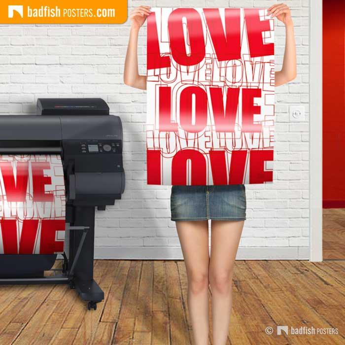 LOVE | Poster Blog