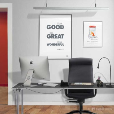 I Feel Good | What About Bob? | Poster | Showroom
