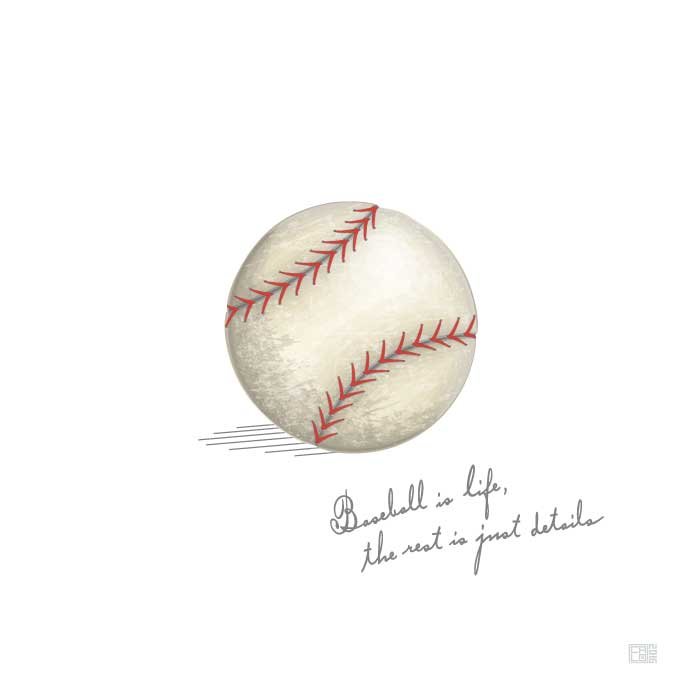 Baseball | Field Of Dreams | Poster | Square