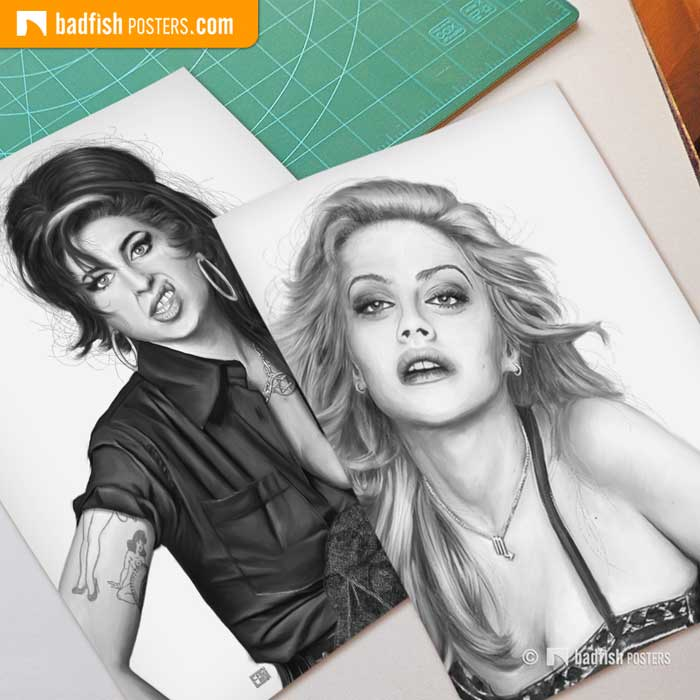 Brittany Murphy | Somebody to love | Poster Blog