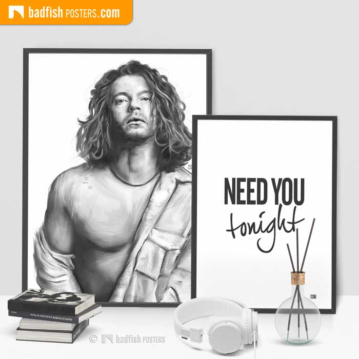 Michael Hutchence | Poster Blog