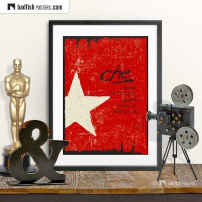 Che Guevara | Movie Art Poster | © BadFishPosters.com