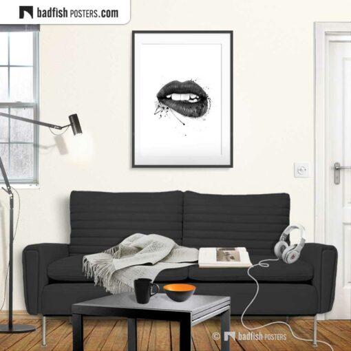 Black Lips | Art Poster | Gallery Image | © BadFishPosters.com